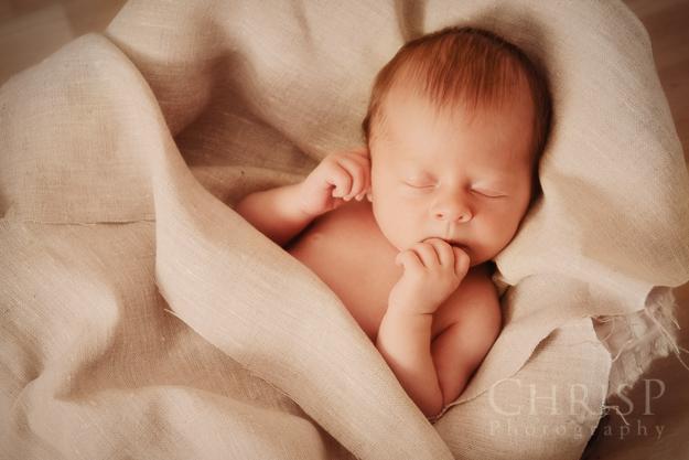 Neugeborenenfoto in Bamberg von Fotografin ChrisP Photography