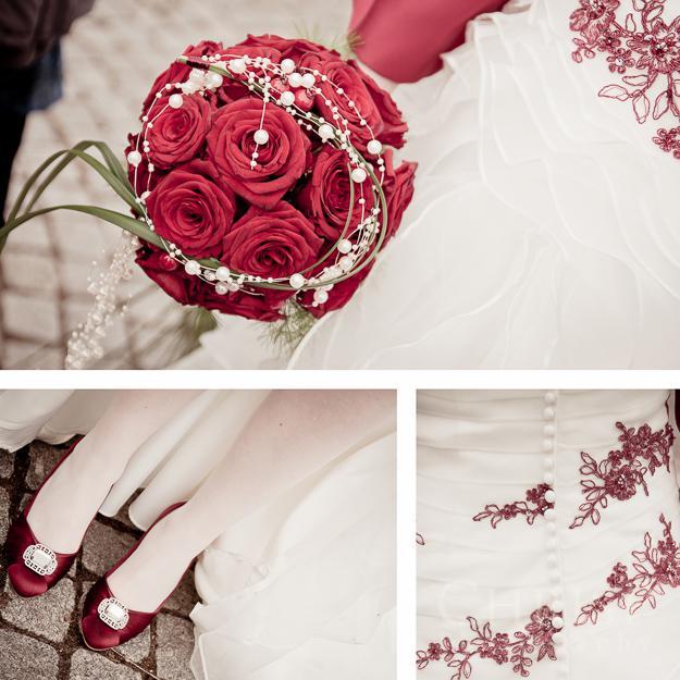 Hochzeitsfotos von Hochzeitsfotograf in Oberfranken