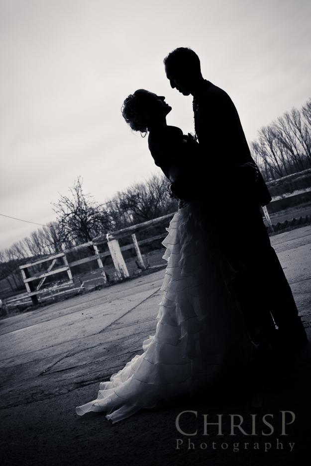 Hochzeitsportrait von Hochzeitsfotograf ChrisP Photography