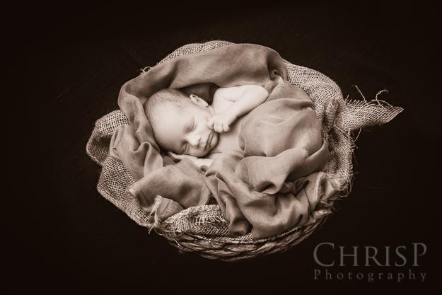 Neugeborenenfoto von Fotograf aus Bamberg