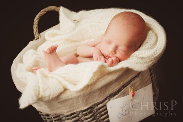 Babyfoto von Fotografin in Bamberg