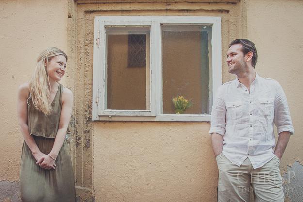 Paarbilder und Hochzeitsfotos in Bamberg