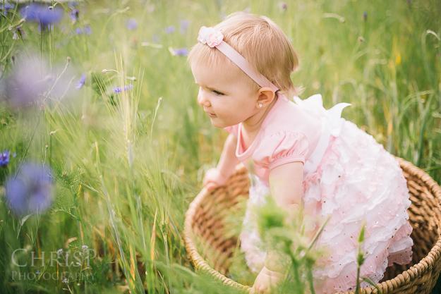 Besonderes Babyfoto von Fotograf für Babyfotos ChrisP Photography