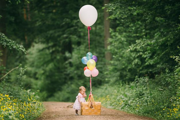 Besonderes Fotoshooting mit Kind in Bamberg - Fotograf ChrisP Photography