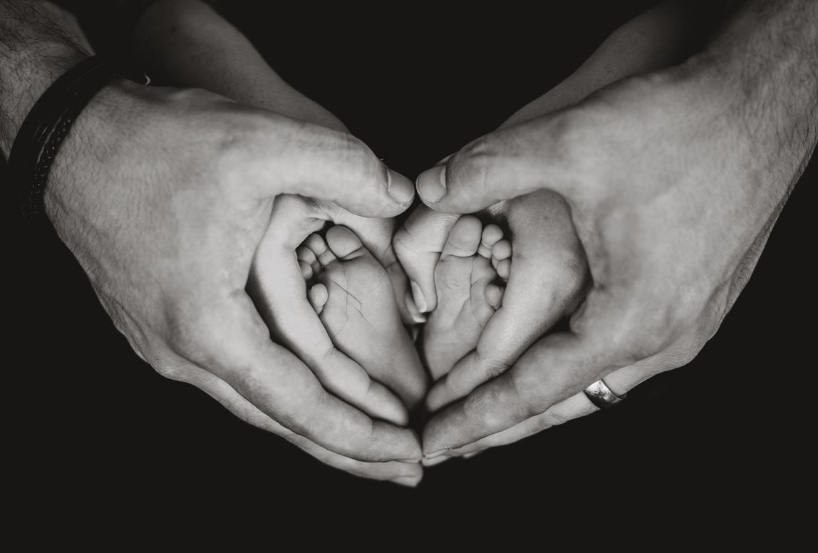 Fotograf für Babyfotos und Neugeborenenshootings