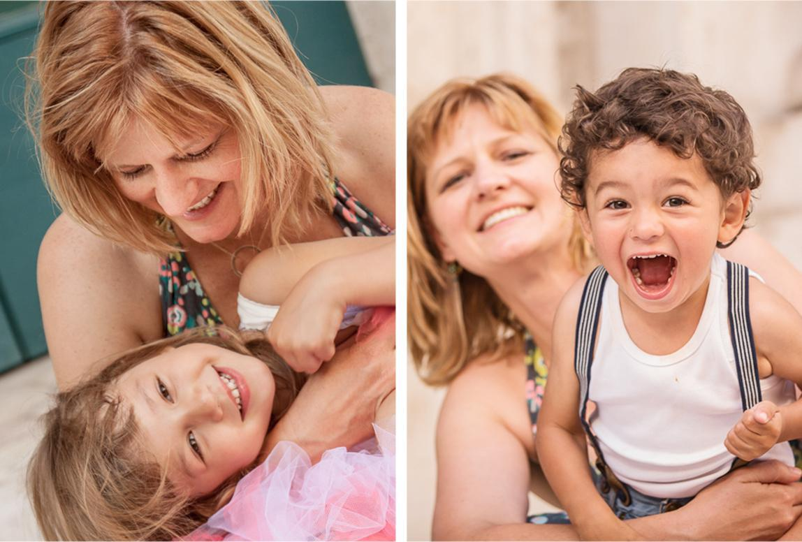Fotograf für Familienfotos