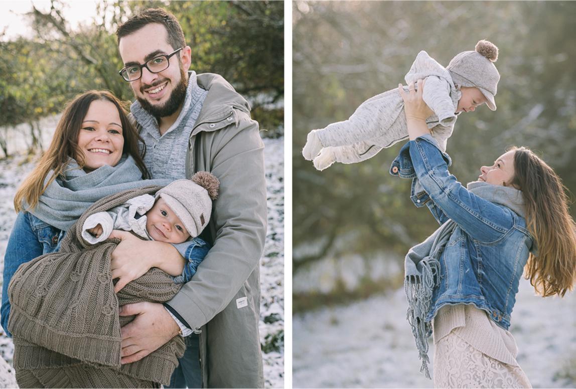 Familienfotos outdoor in Forchheim, Fürth, erlangen
