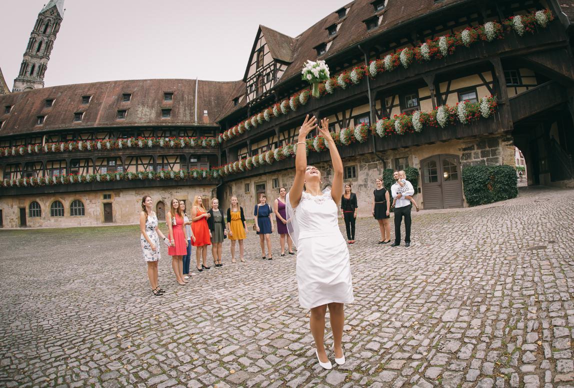 Hochzeitsreportage von Hochzeitsfotograf in Bamberg