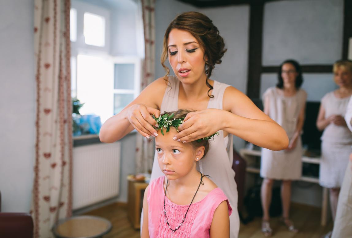 Hochzeitsreportage - ganztagesreportage in nürnberg, würzburg, bamberg - getting ready