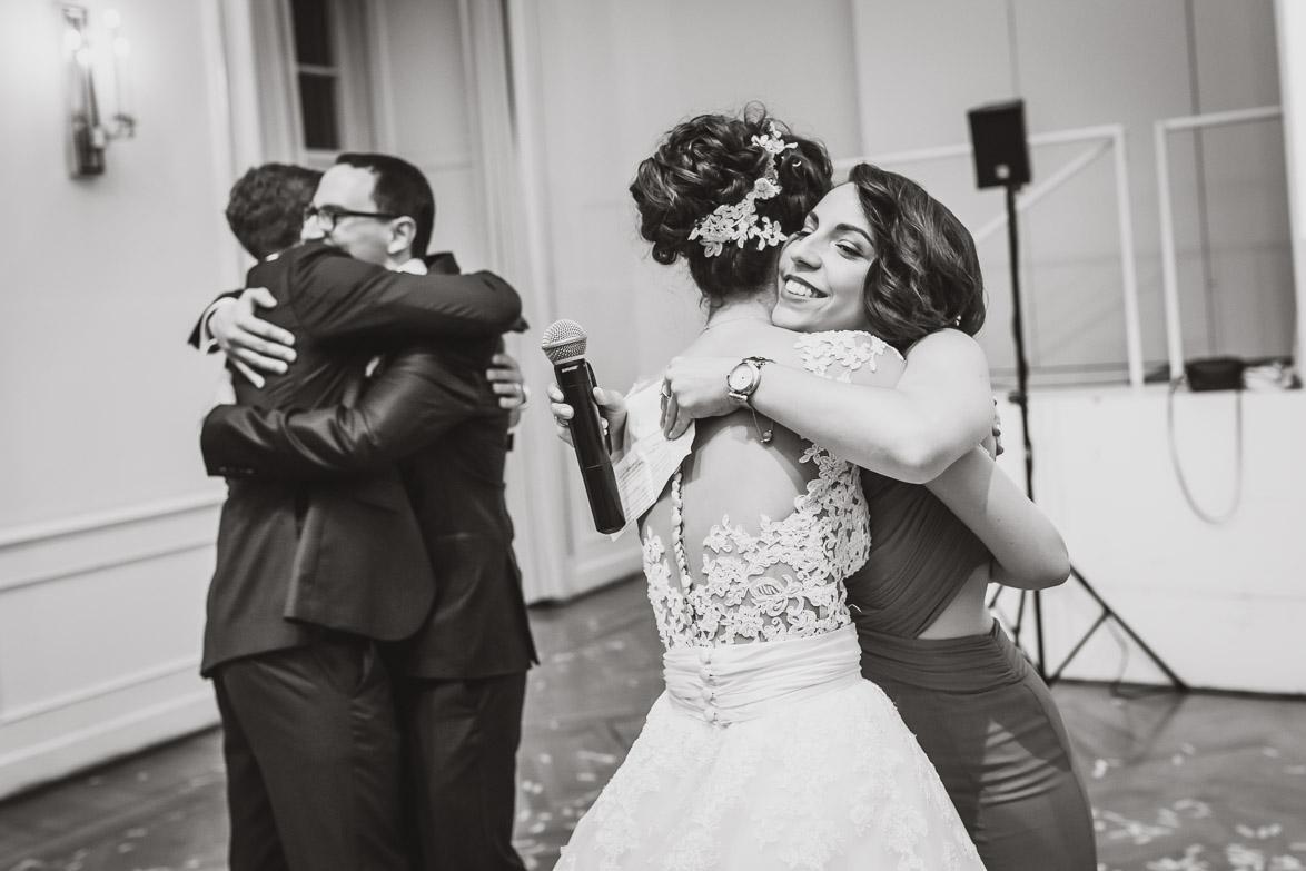 Emotionale und authentiche Momentaufnahmen bei der Hochzeit