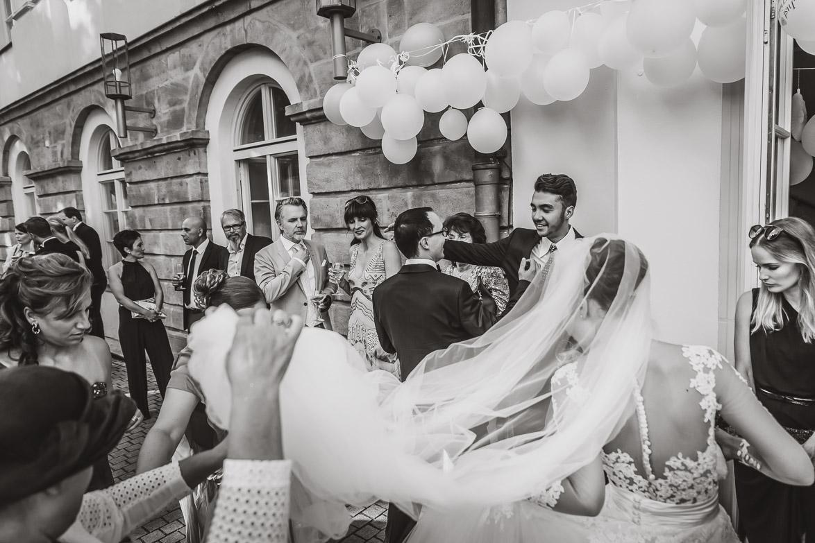 Deutsch Türkische Hochzeitsfeier in Oberfranken