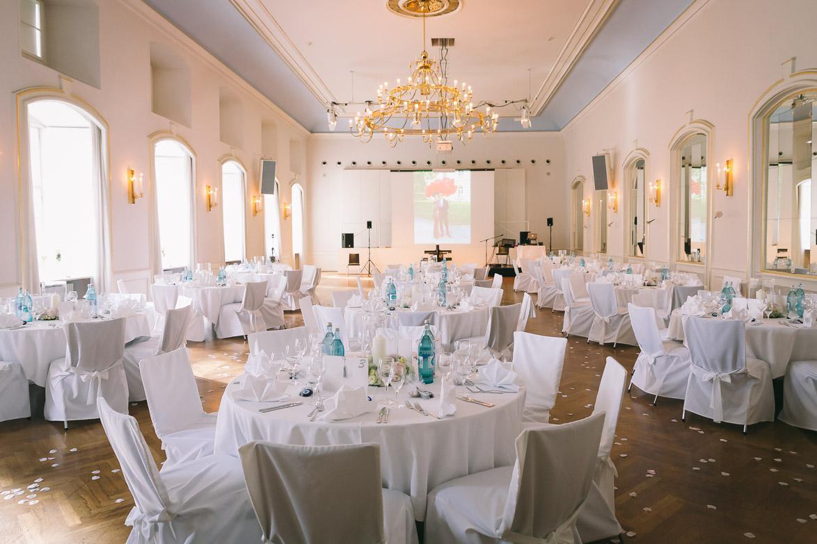 Harmonie Säle in Bamberg - Hochzeitslocation