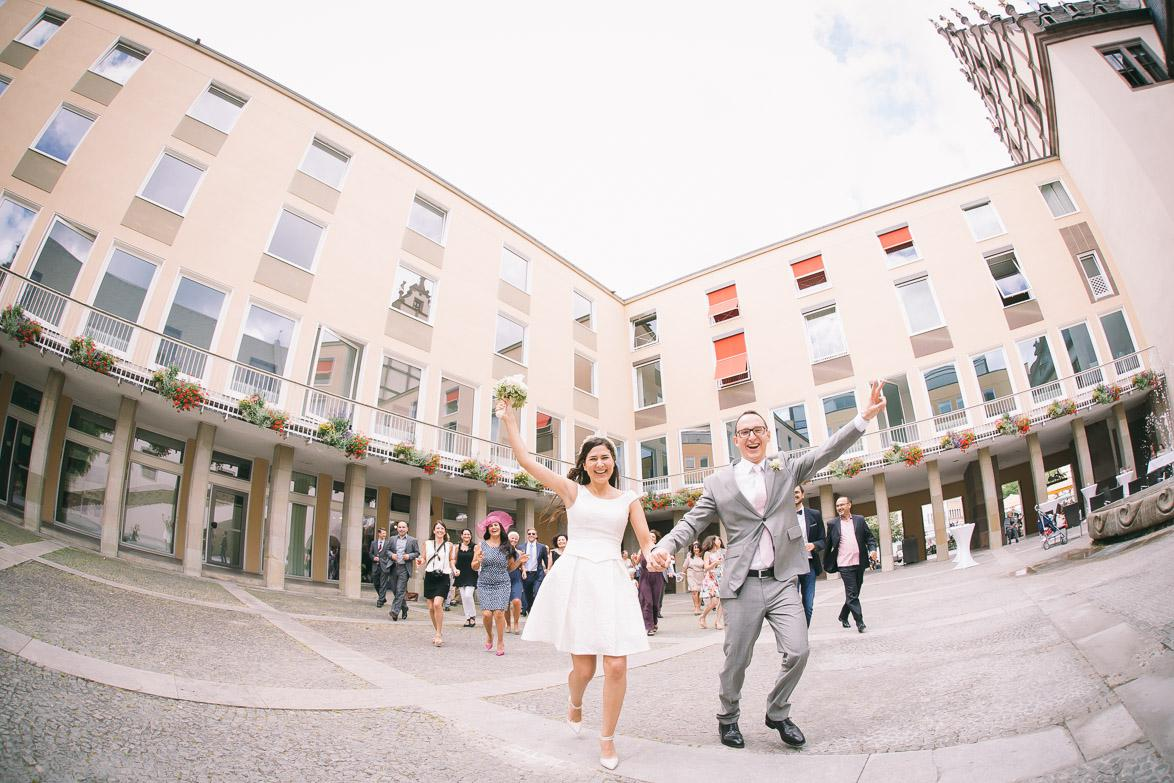 Hochzeitsfotograf für Hochzeitsreportage in Nürnberg und Würzburg