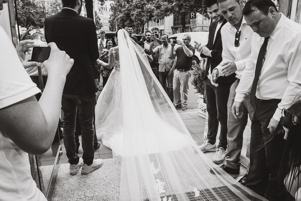 Deutsch türkische Hochzeit in Bamberg