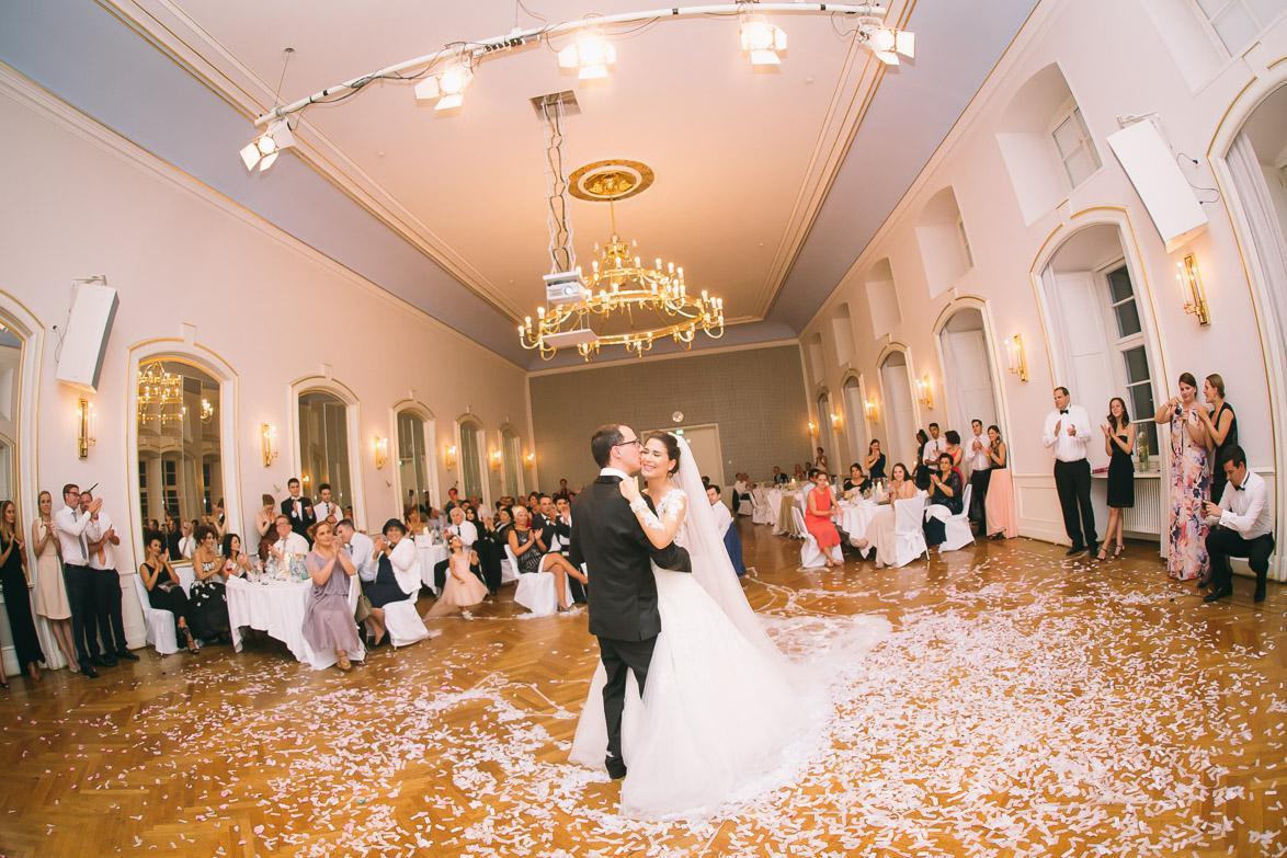 Hochzeitstanz bei internationaler Hochzeit in Bamberg
