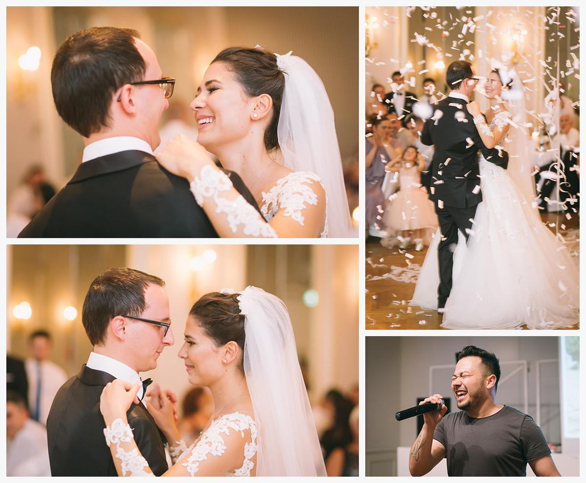 Hochzeitsfotograf - Hochzeitstanz