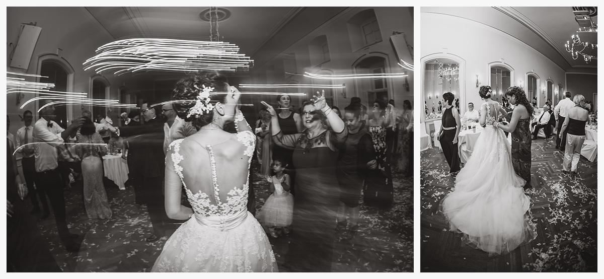 Hochzeitsparty in den Harmoniesälen in Bamberg