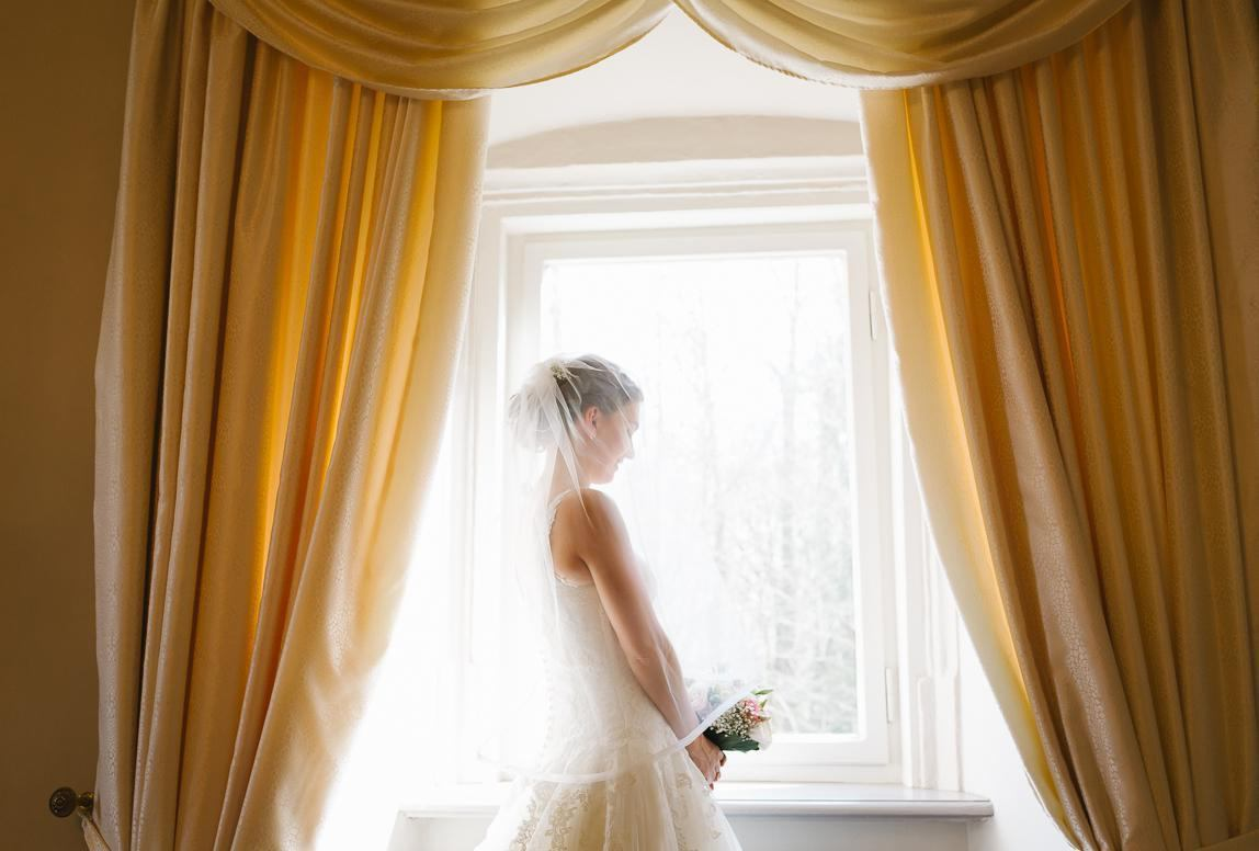 Fotograf für Hochzeitsreportage auf Mallorca beginnt beim Getting Ready