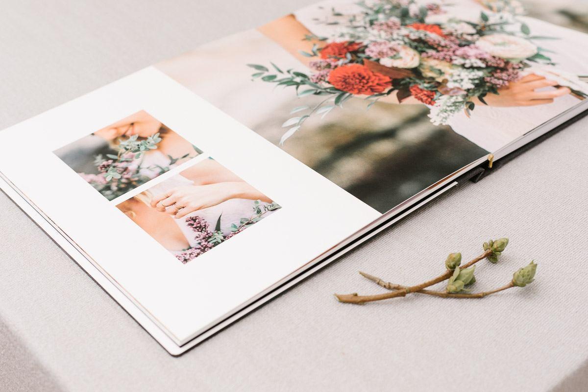 Hochzeitsbuch vom Fotografen - Mallorca